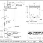Wall Box Door Details