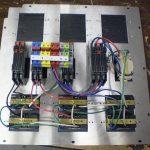 Custom Insert Back Wiring